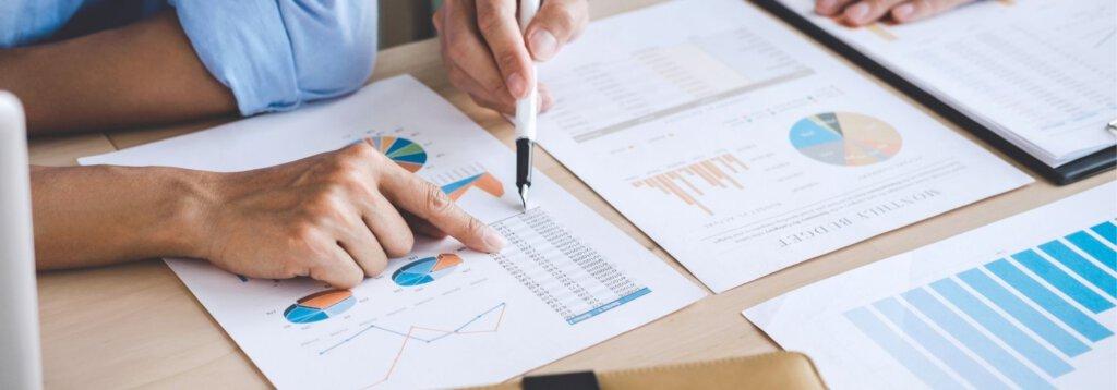 ניהול ההוצאות וההכנסות של העסק