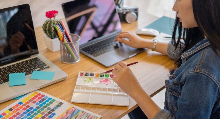ביזנס אפ שירותים לעסק - גרפיקה ומיתוג